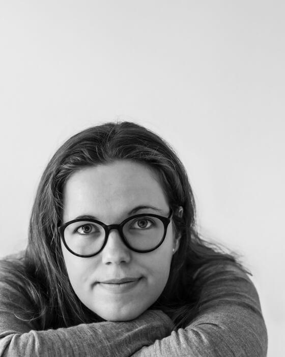 Sabine Degenhardt Portrait